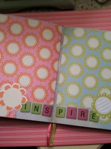 Scrapbook Inspiration